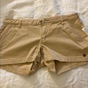 ROXY shorts! NEW, Never Worn